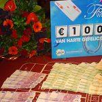 Student 100.000 rijker in Holland Casino